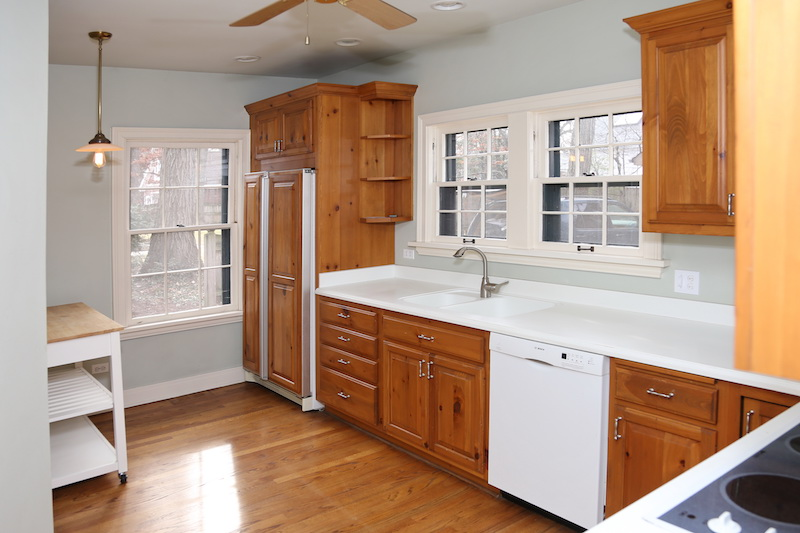 Before And After Stunning Kitchen Remodel In Glen Ellyn Seigles