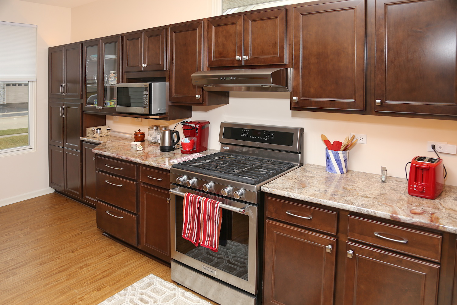 Kitchen Transformation Before And After: Before And After: See A Beautiful Kitchen Transformation