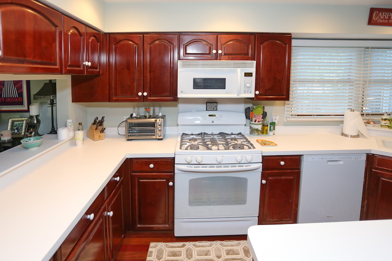 kitchen cabinets lake zurich before and after major transformation in a lake zurich 20692