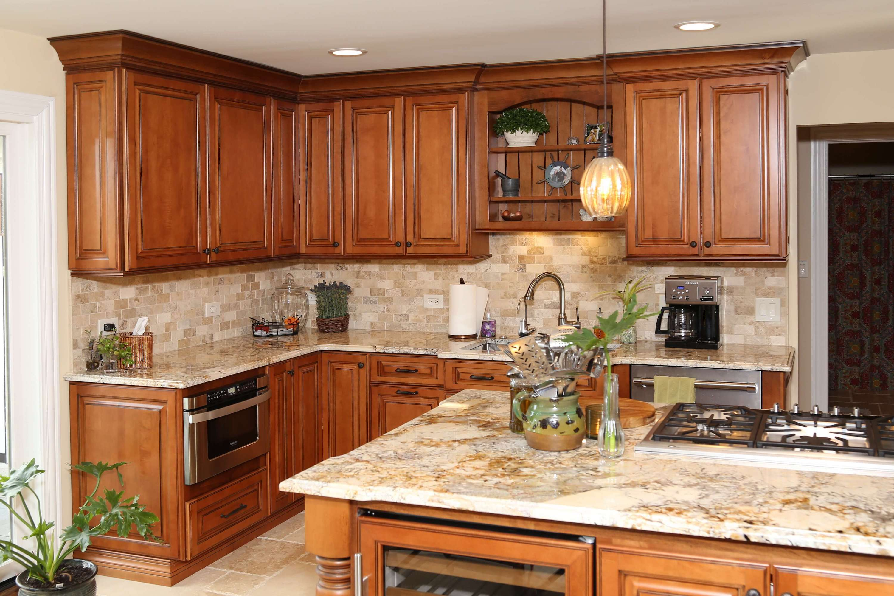 Before and After: Stunning Kitchen Remodel in Mundelein ...