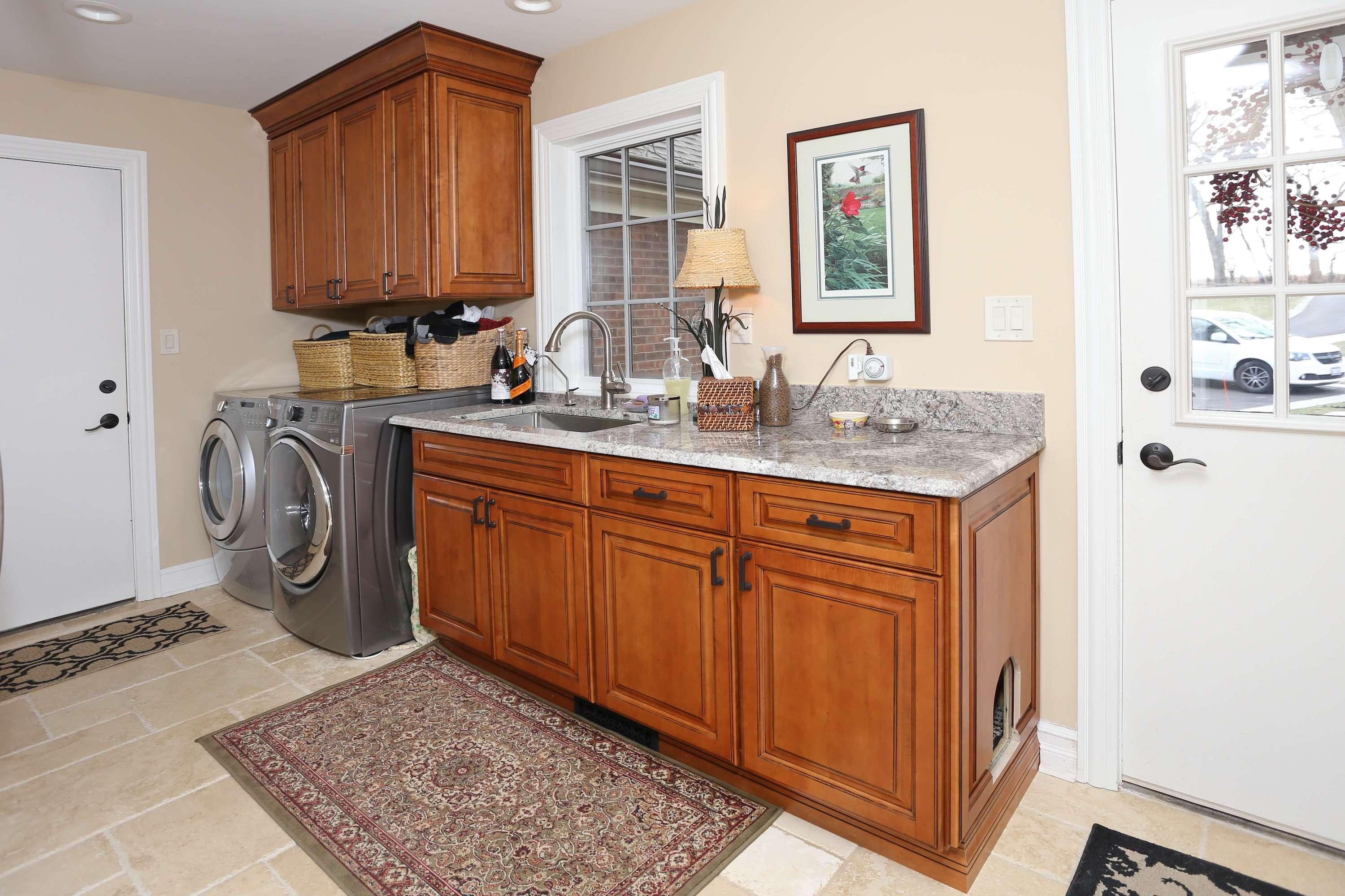 Before and After Stunning Kitchen Remodel in Mundelein