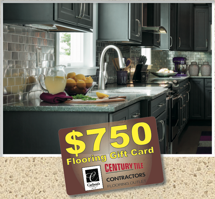 Flooring Gift Certificate : New offer receive a flooring gift card seigles
