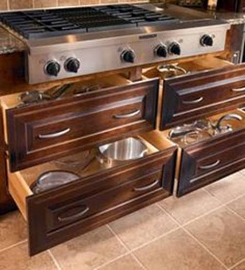 Deep Kitchen Cabinet Solutions: Must-Have Features In A Dream Kitchen On Thanksgiving