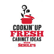 Cooking Up Cabinet Ideas Logo