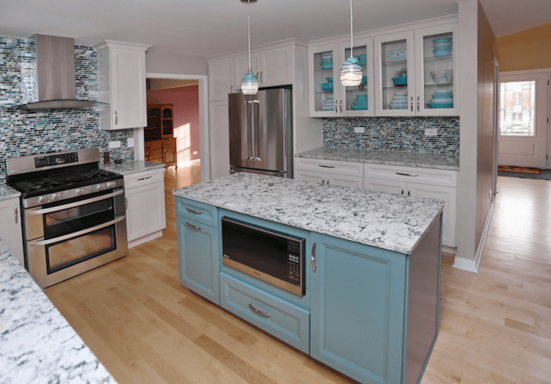 Bathroom And Kitchens Offer Amazing Home Renovation Roi Seigles Cabinet Center